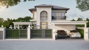 Pattaya Exclusive house project in Pattaya